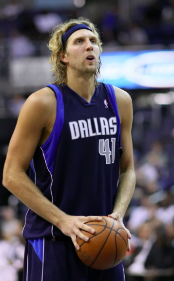 Dallas Mavericks pelaajat