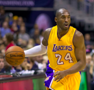 Los Angeles Lakers pelaajat Kobe Bryant