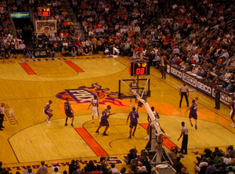 Phoenix Sunsin otteluohjelma