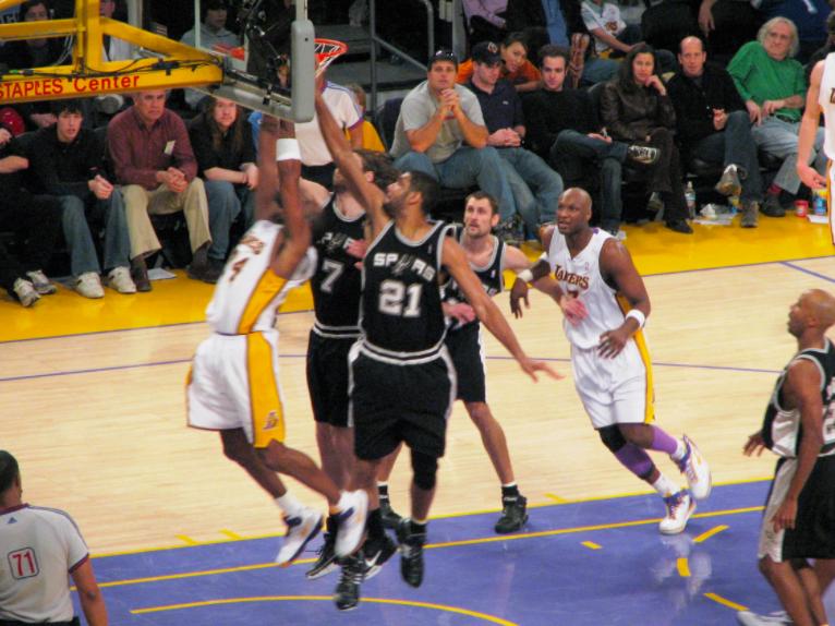 NBA-koripallo